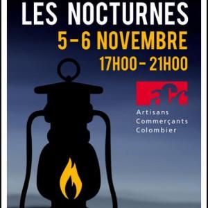 nocturne à Colombier NE et un stand au profit de la SPANE